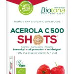 BIOTONA SHOTS ACEROLA C500 (20 sticks)