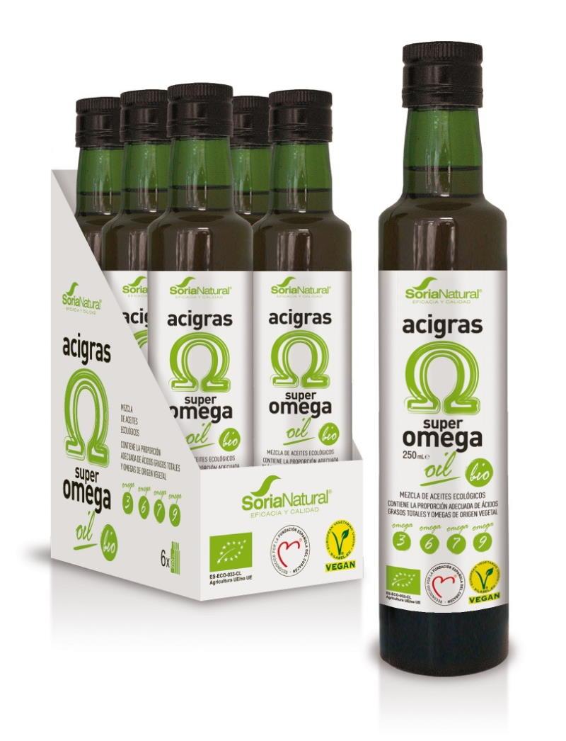 ACIGRAS SUPER OMEGA OIL BIO 100ML
